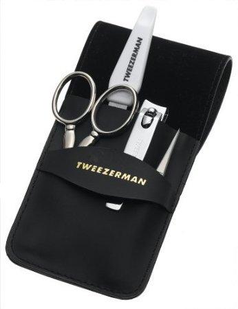 Tweezerman Deluxe Men's Grooming Kit Personal Healthcare / Health Care