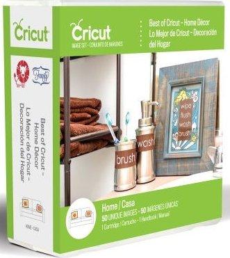 (Cricut Cartridge, Best of Cricut - Home Décor)