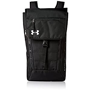 Under Armour Men's Spartan Bey Pack, Black/Elemental, One Size