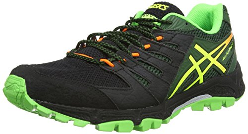 Asics 9907 Gel Running Flash Onyx Green FujiAttack Onyx Scarpe Dark Yellow Trail Darkgreen Uomo 4 FlashYellow raqrwHdZ