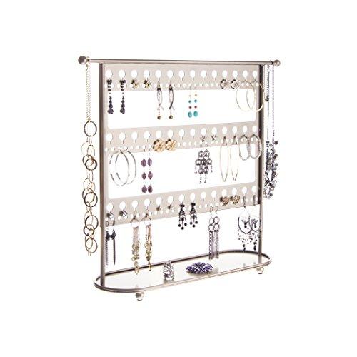 hanging earring rack - 3