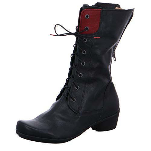 Think Think Boots Black Women's Women's 7qOUxR7