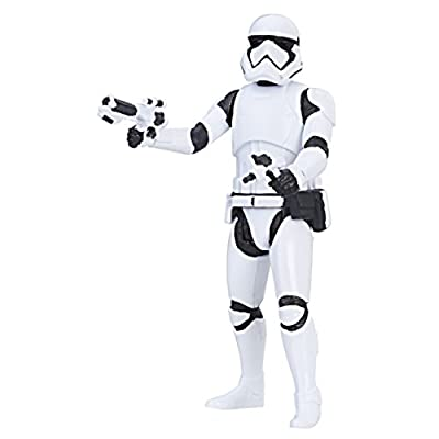 Star Wars: The Last Jedi First Order Stormtrooper Force Link Figure 3.75 Inches