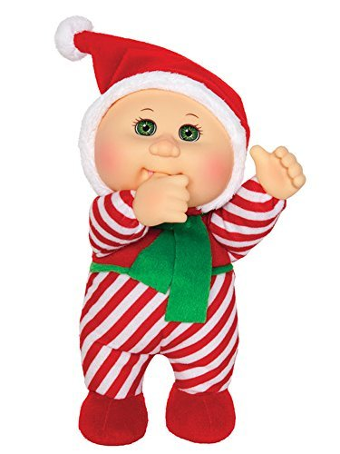 Cabbage Patch Kids Cuties Doll: 9 inch Holiday Helpers Co...