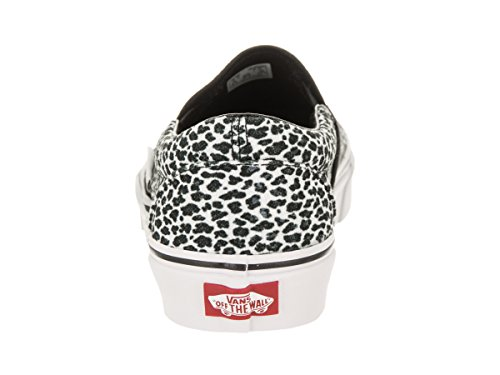 Furgone Pattino Unisex Classic Slip-on (mini Leopardato) Blk / True White