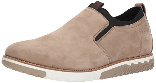 Hush Puppies Mens Expert Pt Slipon Loafer Taupe