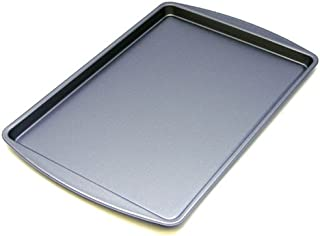product image for G & S Metal Products Company OvenStuff Nonstick Large Cookie Sheet Bakeware Pan, 17.3'' x 11.2'', Gray