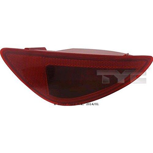 Goodpart TYC 19-0717-01-2 Rear Fog Light