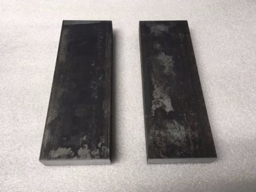 PRESS PLATES 1''X3''X12'' ARBOR PARALLELS SET H-FRAME