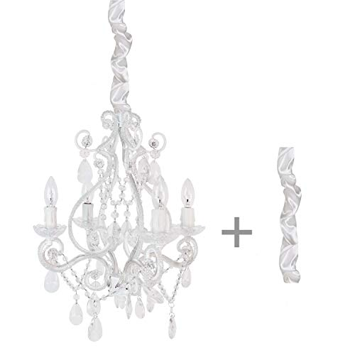 Tadpoles Vintage Plug-In Mini-Chandelier