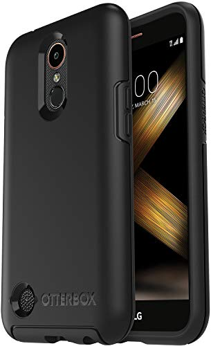OtterBox SYMMETRY SERIES Slim Case for LG K20 V, LG K20 Plus, LG Grace LTE, LG Harmony - Non-Retail Packaging - BLACK