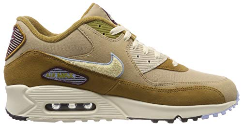 Scarpe Multicolore muted Cream royal light Max 90 Air Premium Se Uomo Nike 200 Tint Running Bronze fXaqw