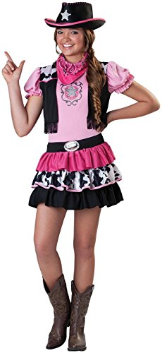 Giddy Up Costumes (Costumes USA Giddy Up Girl - Small (5-6))