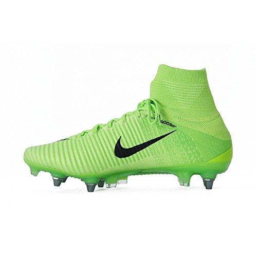 Nike - Mercurial Superfly V SG Pro - 831956305 - Color: Verde - Size: 40.0