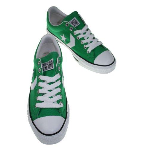 Converse Casual Donna, Verde (vert Vif), 41