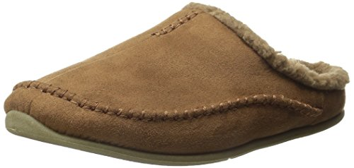 Deer Stags Mens Nordic Slipper Chestnut