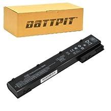 Battpitt™ Laptop / Notebook Battery Replacement for HP EliteBook 8560w (4400mAh) (Ship From Canada)