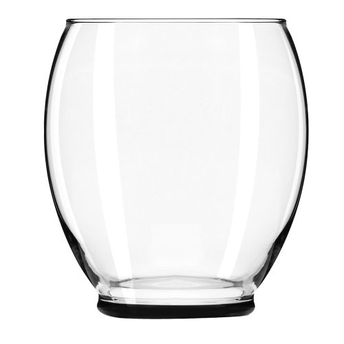 Amazon Com Libbey Hailey Vase 5 75 Inch Clear Set Of 4 Home Amp Kitchen