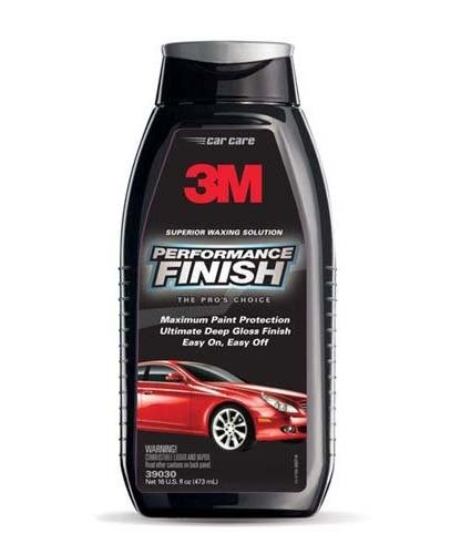 3M Performance Finish - Cera lí quida de acabado brillo intenso, 473  ml 473 ml 39030 B002WTV0YW