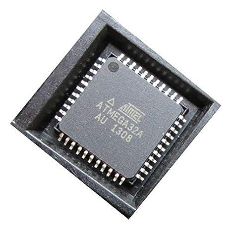 10 PCS IC ATmega32A-AU ATmega32A MCU 8BIT TQFP44 NEW