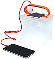 LuminAID PackLite 2-in-1 Phone Charger Lanterns | Great for Camping, Hurricane Emergency Kits and Travel | As Seen on Shark
