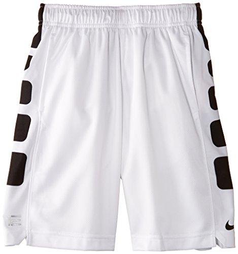 Court Basketball Shorts (Nike Boys Elite Stripe Big Kids 10
