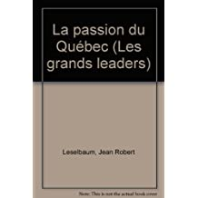 PASSION DU QUEBEC