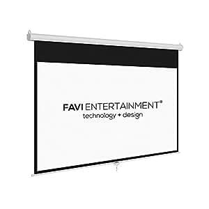 Amazon.com: FAVI 72-inch (16: 9) visualización de proyección ...