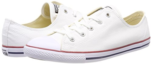 Star Femme white 100 Basses All Dainty Blanc Taylor Chuck Baskets Converse w0xpqTO0Rt