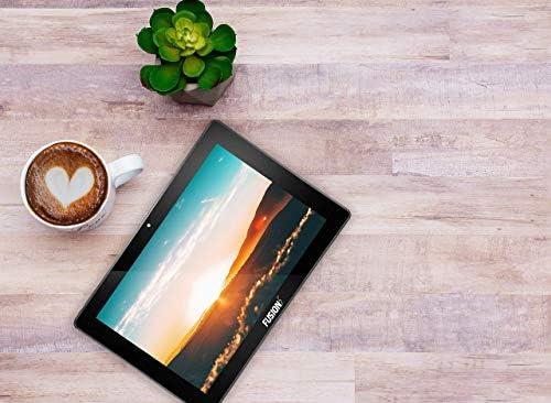 10″ Windows 10 Fusion5 Ultra Slim Windows Tablet PC- (4GB RAM, 128GB Storage, USB 3.0, Intel, 5MP and 2MP Cameras, Windows 10 S Tablet PC) (128GB) 416qCl2d 8L