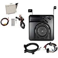 GM # 19303115 Kicker® 200 / 400 Watt Powered Subwoofer and Amp, Double Cab GENUINE GM ACCESSORIES