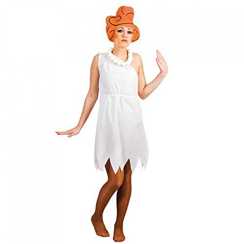 Fyasa Disfraz 705834-TXL de Wilma, Talla XL: Amazon.es: Juguetes y juegos
