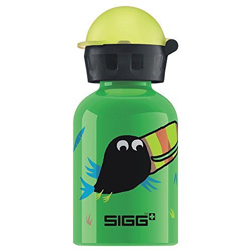 (Sigg Jungle Bird Water Bottle, Green,)