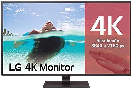 LG 43UD79-B - Monitor 4K UHD de 108 cm (42,5