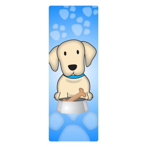 Love Your Breed Bookmark, Golden Labrador