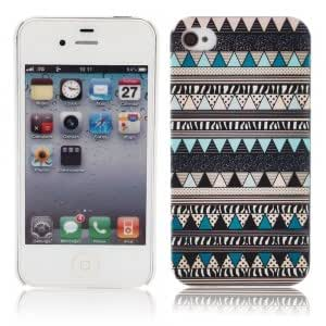 Unique Colorful Protective Case for iPhone 4 Tribe ?