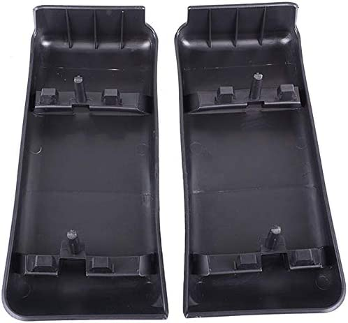 Front Bumper Guards Pads Inserts Caps Fits 2009-2014 Ford F150
