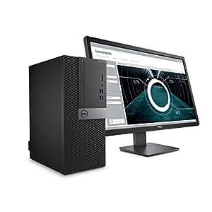 Dell OPTIPLEX 3050 W/O LED INTEL CORE I7 7 Generation 4GB1TB -LAN-DVDRW USB KEYB+USB MOUSE-DOS