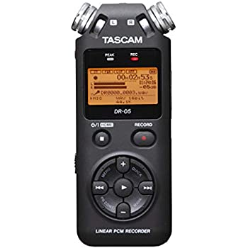 Tascam DR05 Stereo Portable Digital Recorder