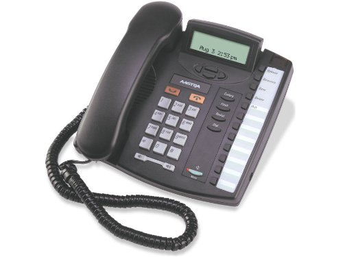 Aastra 9116lp Analog Telephone - A1265-0000-1005 Gnet 3318 Phone Systems