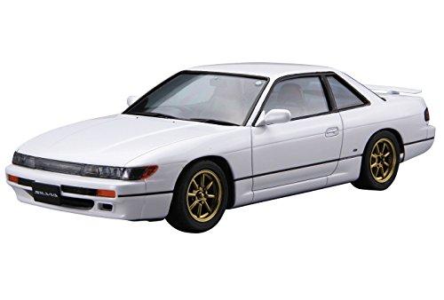 青島文化教材社 1/24 ザ・モデルカーシリーズ ニッサン PS13 シルビア K`s 1991年 プラモデル No.13