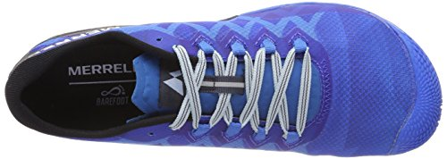 Merrell Herren Vapour Glove 3 Trail Runner Directoire Blau