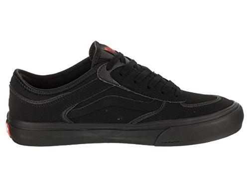 Vans Mens Rowley Pro (50th) 00 Chaussure De Skate Noir / Noir