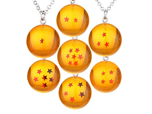 dbz crystal ball set - 9