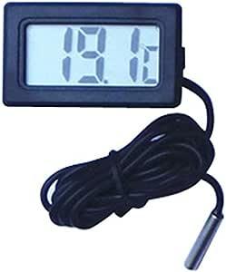 Aleola 3M Thermometer Hygrometer Temperature Humidity Meter Digital LCD Display