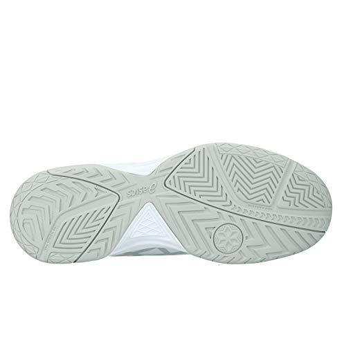 de Asics Blanco Tenis E707y0193 Zapatillas para Hombre qqf1EUx