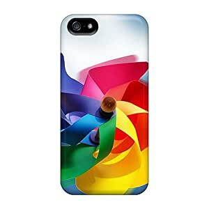 High-end Cases Covers Protector For Iphone 5/5s(pinwheel)