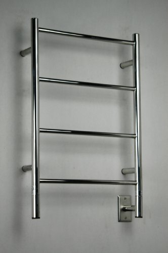 I-Straight Towel Warmers in Polished Finish