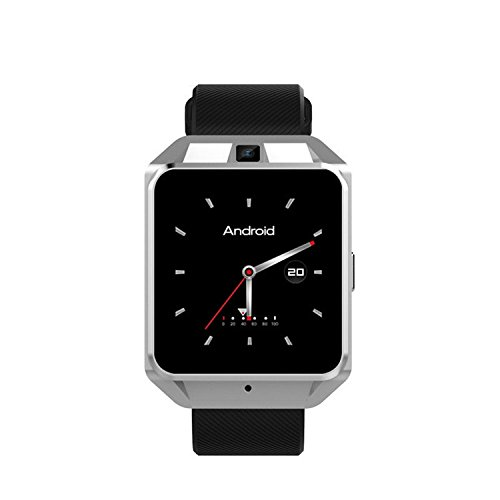 "Smart Watch Phone,Microwear H5 1.54"" Andriod 6.0 4G Sport Smartwatches Phone Quad Core"