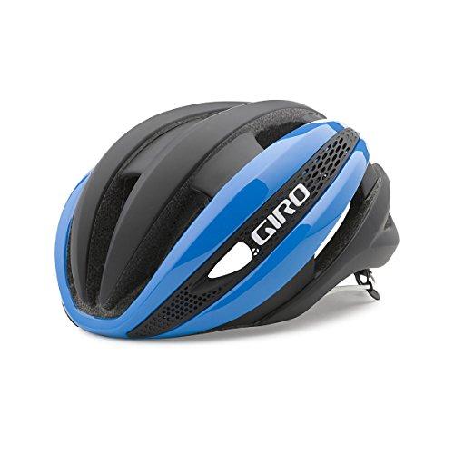 Giro Synthe Helmet Blue Matte Black, S